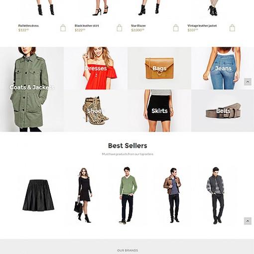 Opencart Trendo Moda Teması